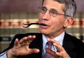anthony fauci - speaking with forked tongue